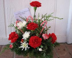 Photos of christmas flower gifts.JPG