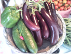 Organic vegebles from  winter vegetable garden.PNG