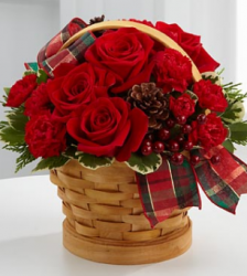 Image of Joyous Holiday Bouquet.PNG
