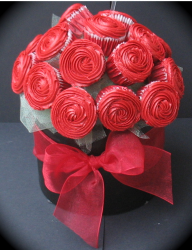 Mini cupcakes bouquet picture.PNG