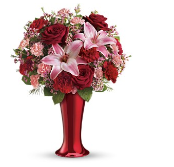Photo Of Valentines Day Flower Png