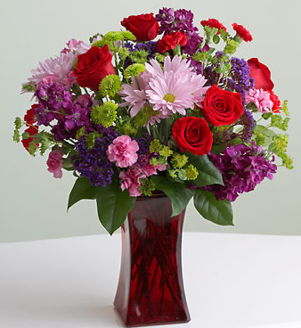Flower Vase With Flowers Vase And Cellar Image Avorcor