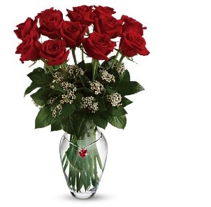Picture Of Valentine Day Flowers Png