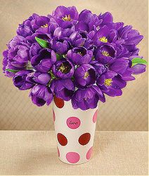 Dark purple tulips valentine bouquet images.PNG