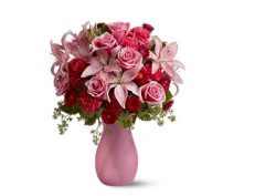 Light and dark pink valentine flowers.PNG