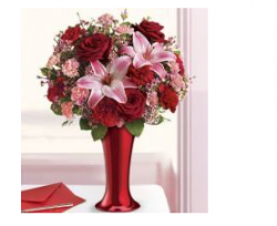 Red mother's day flowers gift pictures.PNG