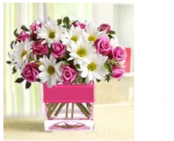 Stylish pink mother's day flowers images.PNG