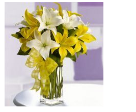 Yellow mother's day flowers gift picture.PNG