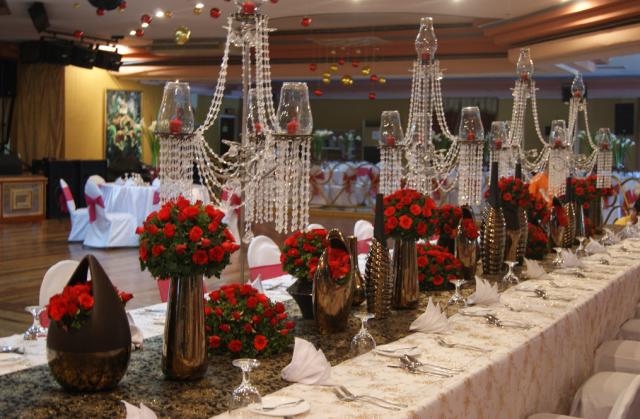 Big Wedding Table Arrangement Decor Ideas Png Hi Res 720p Hd