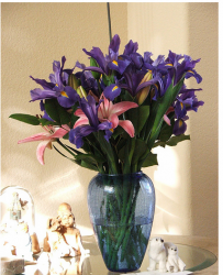 Dark purple mother's day flowers gift.PNG