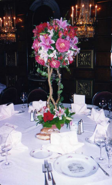 High Centerpiece For WeddingsPNG Hi Res 720p HD