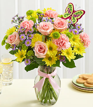 Spring wishes flowers gift pictures.PNG