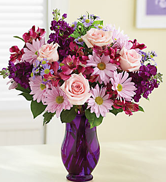 make a mother s day flower delivery for your mother with this pretty