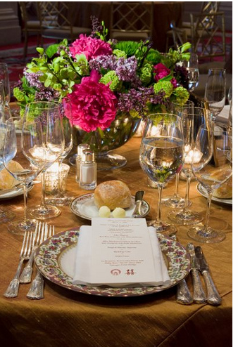 Wedding Table Settings on Wedding Table Setting Pictures Png