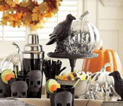 2015 Halloween party decor ideas photos.JPG