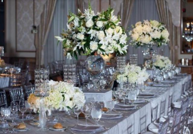 elegant wedding reception table decoration ideas photos jpg. Black Bedroom Furniture Sets. Home Design Ideas