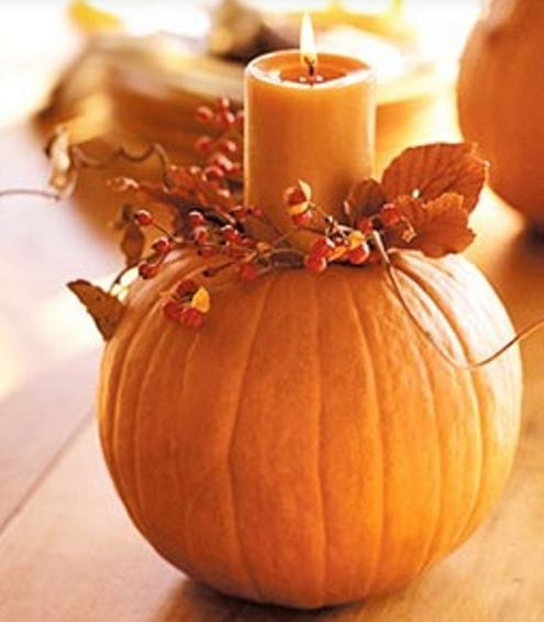 Pumpkin with candle.JPG