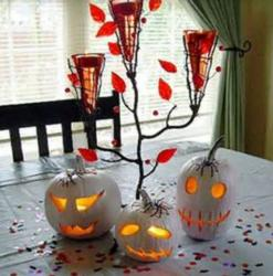 Scary pumpkin cravings perfect for halloween table decor.JPG