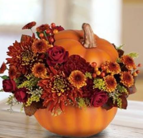 Pumpkin centerpiece ideas pictures.JPG