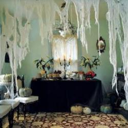 Halloween party decoration ideas with spooky theme.JPG