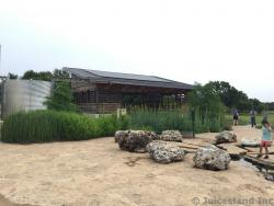 Robb Family Pavilion at Lady Bird Johnson Wild Flower Center