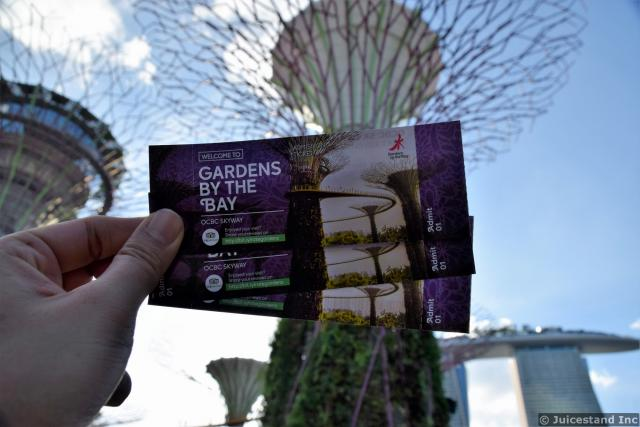 OCBC Skyway Tickets