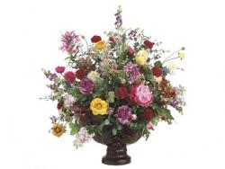 real looking silk flowers.jpg