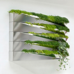 Modern Green Wall Decoration – Grass Mirror.PNG