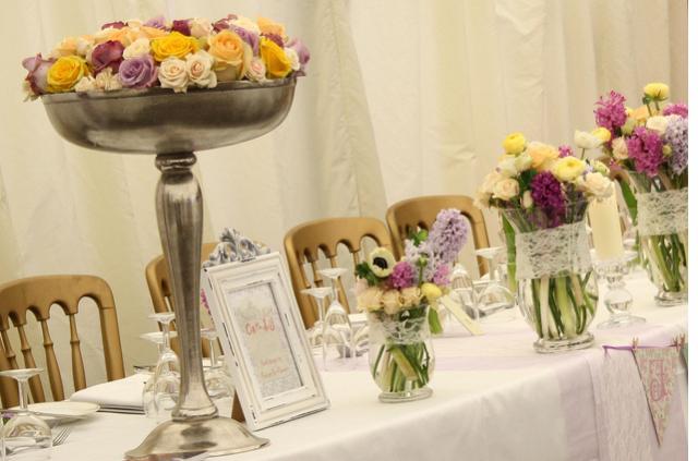 Wedding Flowers Gallery Ideas : Wedding flowers centerpiece ideas pictures