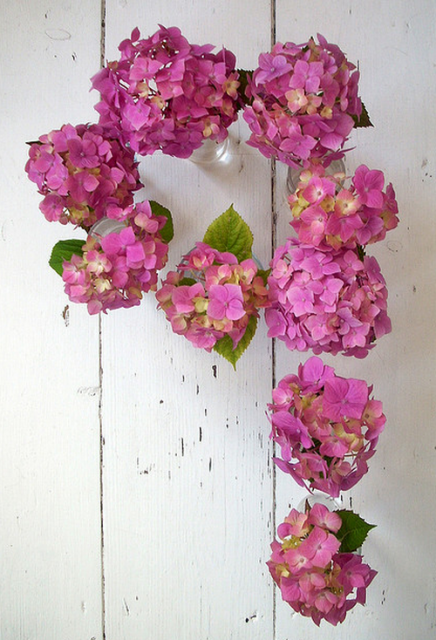 Birthday Flowers In Pink Arranged In Number 9 Png 1 Comment