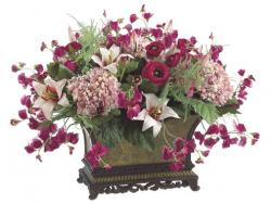 beautiful silk flowers centerpiece.jpg