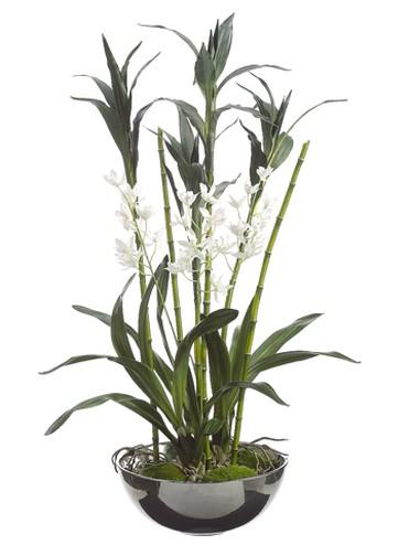 Asian Silk Flowers 81