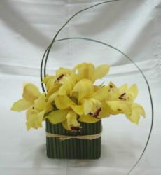 cymbidium orchid_centerpiece_wedding flowers.jpg