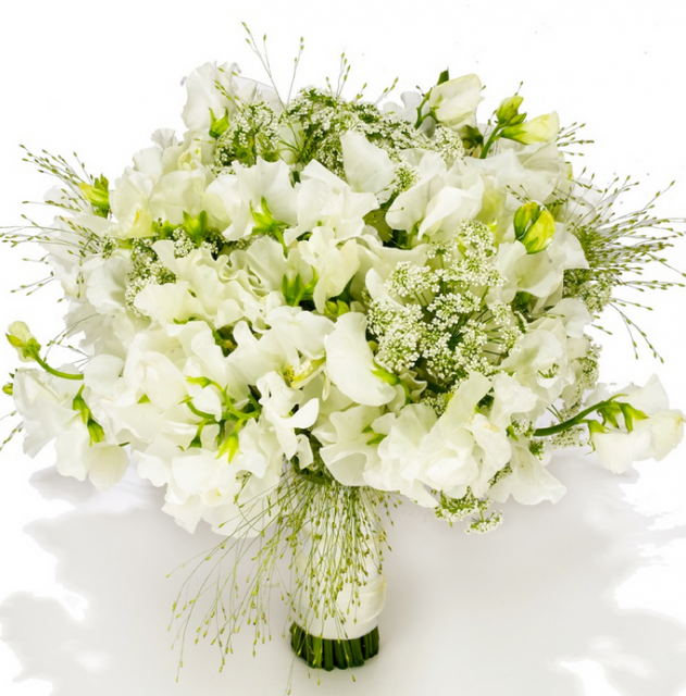 White Wedding Bouquet Picture