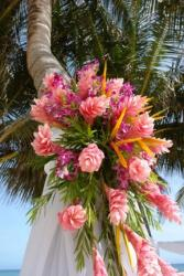 Tropical Beach wedding bouquet image.jpg