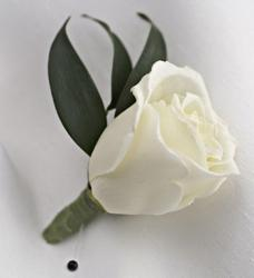 Picture of White Rose Boutonniere.jpg