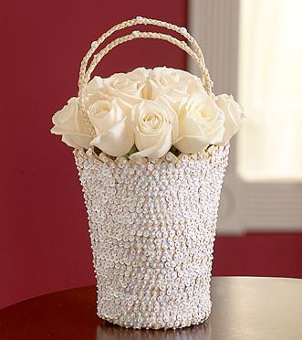 Sequin Bag with Roses in white pictures.JPG